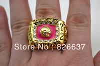 1972 Washington Redskins replica championship rings,18k gold plated,free shipping