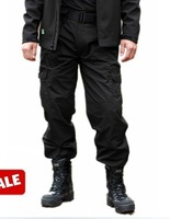 tactical pants trousers pants 74273 Teflon antifouling duty black free shipping