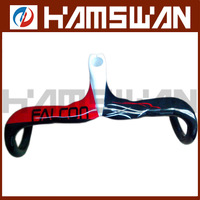 The latest version carbon bicycle Handlebar carbon bike Handlebar carbon road handlebar and Stem integrative  free shipping