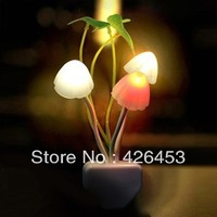 mushroom lamp led Avatar electric induction dream mushroom Fungus Lamp,LED table lamp, mushroom lamp, Light Free shipping