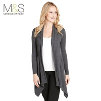 Free Shipping 2013 In Europe And The Wind Loose Coat Knitting Scarf Knitting Cardigan