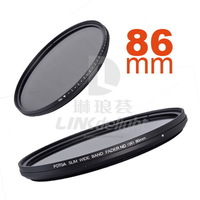 New FOTGA 86mm Ultra Slim Fader Variable ND Filter Neutral Density ND2 to ND400 013997 Free Shipping
