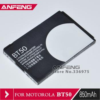 Wholesaler BT50 850mAh Battery for Motorola A1200, E2, W220, W375, W510, A810, W355 Free Shipping