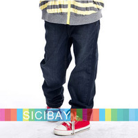 Kids Pants Girls Casual Trousers Children Autumn Jeans,Free Shipping  K1945