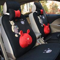 Pad the mark 308 407 307 207 206 508 car seat cover cartoon seat cushion