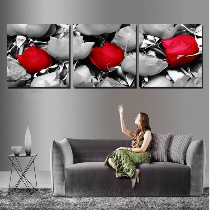 Online kopen wholesale rode kamer kunst uit china rode kamer kunst groothandel - Deco schilderij slaapkamer jongen ...