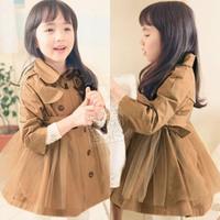 Куртка для девочек 2013 autumn sweet bow girls clothing baby child cardigan wt-1068