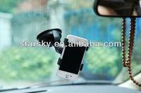 Multi-function universal sticky car phone holder