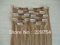 DHL Free Shipping, Fast Shipping time,Strong Clips,100g / Pack,3 packs /Lot, Grade 5A,100% remy Brazilian clip in hair extension
