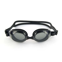 2pcs/lot black Antifog UV proof Adult Swimming goggles glasses BE0001