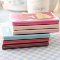cartoon milk tea time diary student stationery