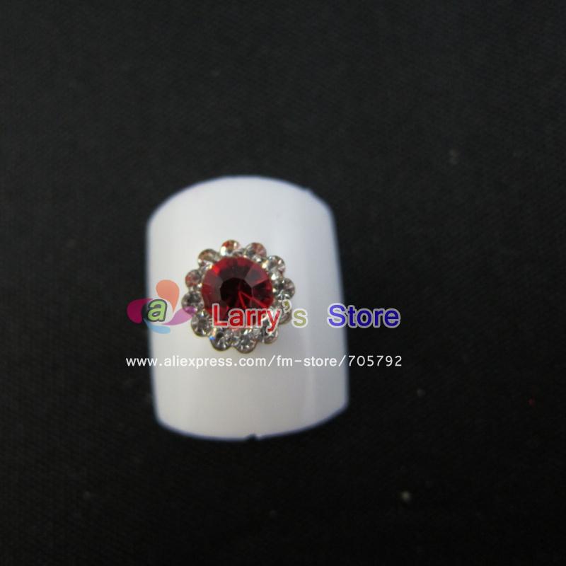 Стразы для ногтей Larry's Store 100pcs/lot 3D N110