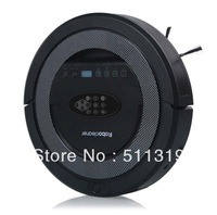 2013 New OEM  Lowest Noise Robot Vacuum Cleaner / The battery fell from the height of 1 meterQQ-5