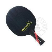 Ring off pure wood table tennis ball base plate table tennis ball v6 black diamond