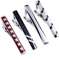 Free shipping 2013 Brand tie clip for men 22 minute style optional, high-end tie clip.