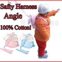 First Walker Bolsa Angel Toddler Safety Harness Kid Reins Baby Backpack Child Walker Buddy Carrier Infant Back Pack - Sample