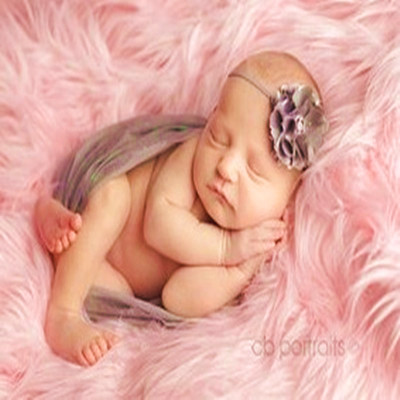 75x50cm Newborn faux fur mat, Meters beach wool plush photography props background cloth counter cloth newborn blanket(China (Mainland))