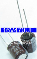 16V 470uf  10*12.5mm  105 degree Aluminum Electrolytic Capacitor, MB capacitor,motherboard capacitor EXACTLY AS PICTURE