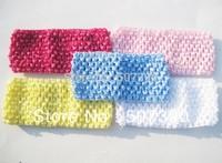 2013 new style Children's knitted headband knit headband ribbon widening for girl/children Girls Crochet Headbands 12pcs/lot