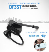 High-end buiness earphone bluetooth stereo earphone for mobile phone/PDA/computer
