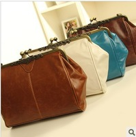 On sale!! (4 colors) 2013 Retro vintage Handbags Diagonal fashion package messenger bag women's shoulder bags