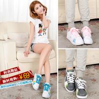 Summer fashion 361 super-fibre women's shoes sport shoes skateboarding shoes running casual skateboarding shoes
