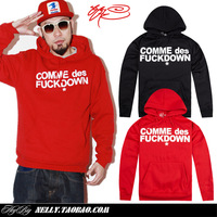 2013 mens red  sweatshirt coat outwear hoody