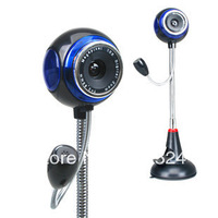 Free Shipping USB Webcamera L8 0.3MP Pixel With Microphone High Definition For Desktop PC Notebook