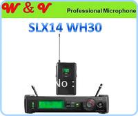 Free Shipping professional  Lapel Wireless microphone system  wireless headset microphone Wireless headset MIC