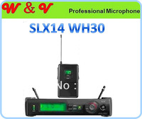 Free Shipping professional  Lapel Wireless microphone system  wireless headset microphone Wireless headset MIC