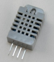 Capacitor digital temperature and humidity sensor am2303 , module high precision