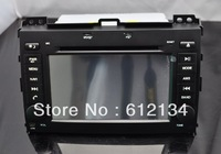 Free shipping Car gps radio for old prado