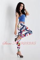Women 2013 Hot  Fashion Chain Leggings Sexy leggings  sweat pants Free shipping #BS002