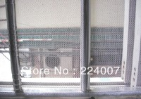 Min.order $15 wholesale Mosquito screen curtain window diy fly screens gauze velcro window curtain