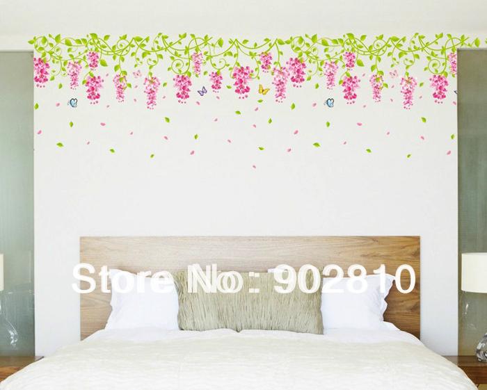 border sticker stencils paper for bedroom decoration china mainland