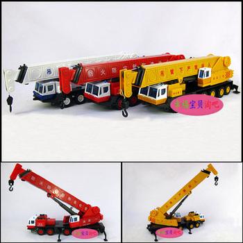 Engineering car giant crane series crane luxury gift box set alloy car model