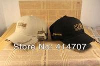 Free Shipping 511 Tactical Baseball Sun Hat Cap Black Uniform Headwear Embriodery Adult Canvas Cap for Outdoor Sport D0154
