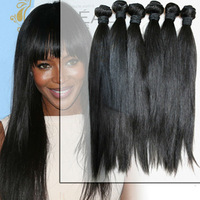 Queen Hair Products Peruvian Straight,100% Human Virgin Hair 4pcs lot,Grade 5A,Unprocessed Hair 12''-30''