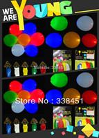 Free shipping 5pcs/lot factory cheap price led balloon mixture colour,led ballon light