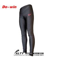 Track pants high quality high elasticity pants sports tights pants belt zipper