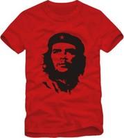 Size S-XXXL 2014 Head portrait Che.Guevara lovers t shirt 100% cotton short-sleeve T-shirt  Free shipping
