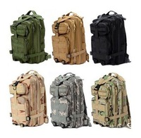 Men's Outdoor Military Tactical Backpack Rucksack Camping Hiking Trekking bag   Top Quality Free Shipping