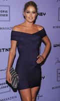 Hot Selling Purple Bandage Dress Celebrity Dresses 2013 HL Sleeveless Off Shoulder Knitting Elastic  Elegant Party Evening Dress