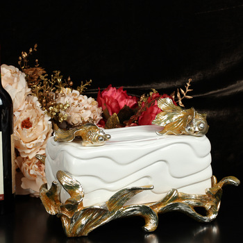 Quality fashion tissue box coffee table quality box tissue pumping box tissue accessories