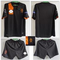 2012 european cup jersey black soccer jersey 12 - 13 uniforms 9