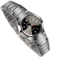 2013 high quality new quartz ladies watch rhinestone women's tungsten steel watches trend free shipping