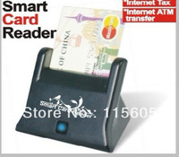 Smart Financial Card Reader