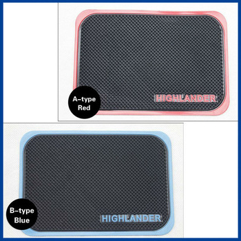 Non Slip Anti Slip Dash Mat Dashboard Phone Pad Holder For Toyota Highlander