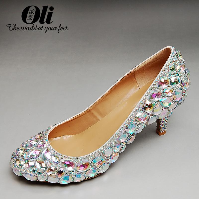 Aliexpress: Popular Diy Rhinestone Heels in Shoes