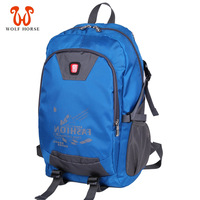Outdoor backpack double-shoulder 25l mountaineering bag travel backpack double-shoulder travel bag female male outdoor bag